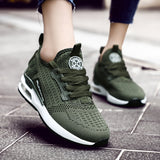 Summer Breathable Women's Sneakers  Women's Running Shoes