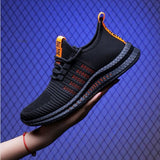 Men Sneakers New Breathable Running Shoes Athletic Gym Sports Shoe