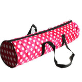 Yoga Mat Bag Portable Adjustable Zipper Waterproof Large Capacity Carrier for Sport YA88