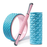 Yoga Accessories Pilates Ring Muscle Massage Circle Relax Roller