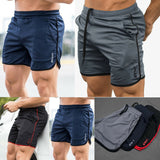 Men's Casual Sports Short Cotton Soft Summer Outdoor Running Sports Wear