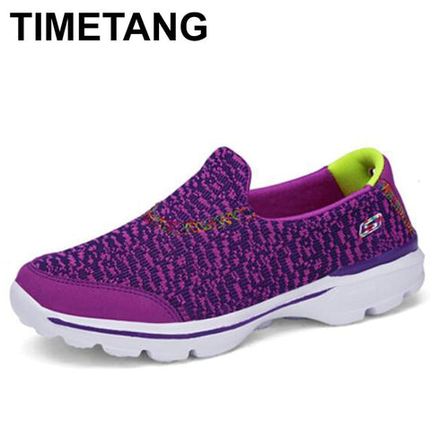 TIMETANG Tennis Shoes For Women Breathable  Athletic Sneakers Outdoor Shoes