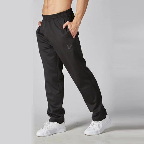 Quick Dry Running Pants Men's Slim Sports Pants Breathable Training Trousers