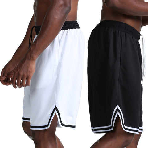 Men's Shorts Athletic Running Fitness Beach Basketball Jogging Quick Dry Short Pants