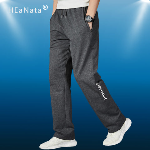 Men's Jogging Pants Fitness Running Training Tennis Soccer Play Sweatpants