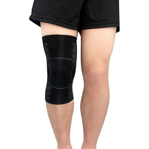 Outdoor Knee Pad Sleeve Compression Support Leg Protector Squat  Accessory