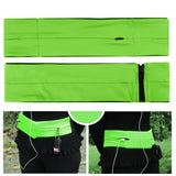 Unisex Gym Pouch Running Belt Race Marathon Cycling Waist bag