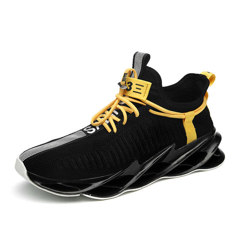 SENTA New Profession Shoes for Men Damping Blade Cushioning Sport Shoes