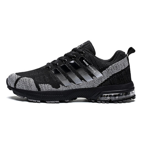 Running Shoes For Men Air Sneakers Lace Up Low Top