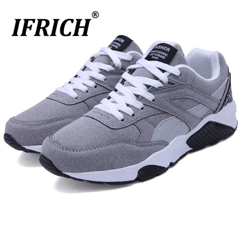 Men Sneakers Comfortable Walking Jogging Athletic Shoes Lightweight Footwear