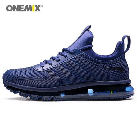 ONEMIX Running Shoes Men Sports Athletic Sneaker Soft All-match Sneaker