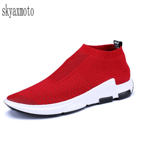Summer Brand sport athletic Running Shoe Unisex breathable Mesh trainers