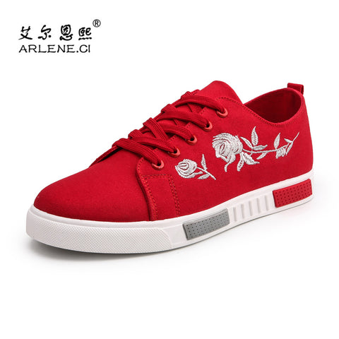 Women's Running Breathable Sneakers Sports Shoes Canvas Fitness Tennis Training