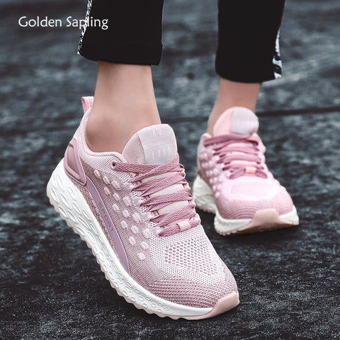Golden Sapling Shoes for Women Lightweight Air Mesh Comfortable
