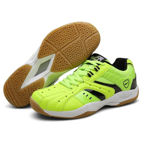 Women Anti-Slippery Volleyball Shoes Breathable Lightweight Badminton Shoes