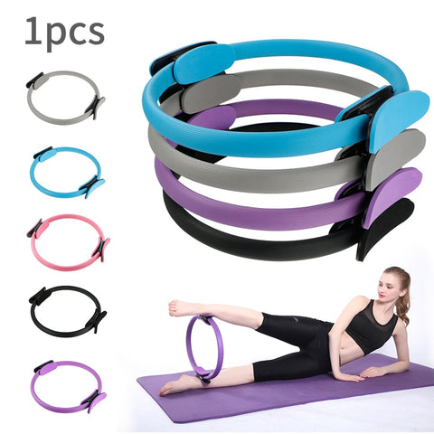 Professional Yoga Circle Pilates Gym Workout Yoga Resistance Circle Pilates