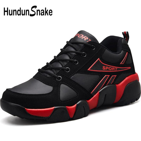 Hundunsnake Leather Women Sport Shoes  Summer