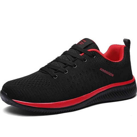 Hundunsnake Breathable Sport Shoes Men Running Training Tennis Shoes