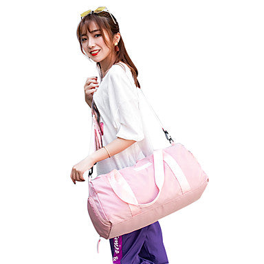 Gym Bag Zipper Durable Waterproof Exercise Workout For Women#06921858
