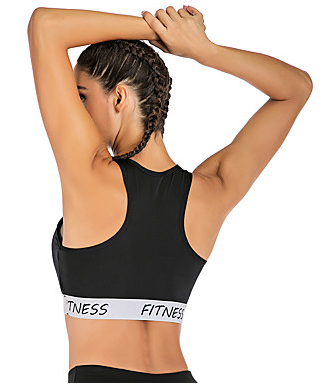 Women's Sports Bra Top Micro Elastic #07620713