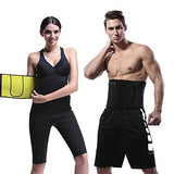 Body Shaper Waist Trimmer Sauna Belt NEOPRENE No Zipper For Abdomen#06918264