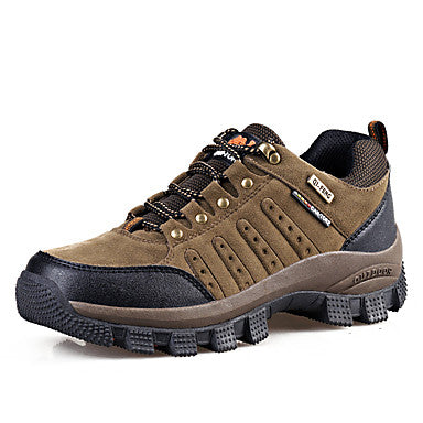 Women's Athletic Shoes Mesh / Cowhide Sporty / Casual Hiking/Walking#07668544