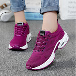 Women's Athletic Shoes Knit Comfort Walking Shoes##07641886