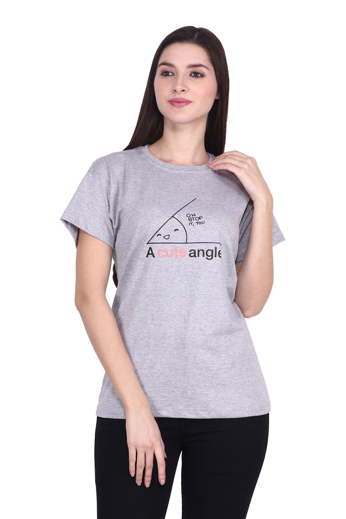 Oh! Stop it, You Acute (F) - Grey