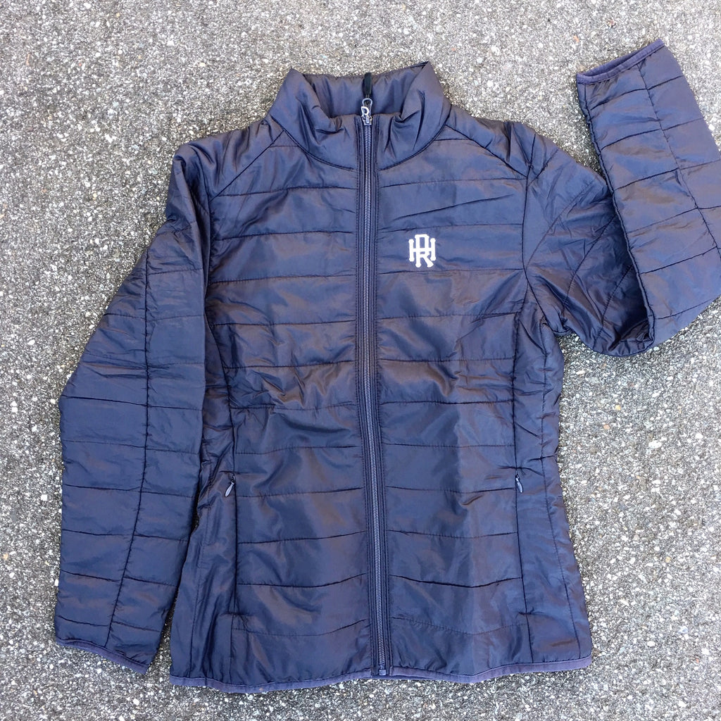 Ladies down packable jacket