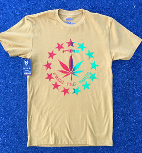 FREE THE WEED _ FTW TEE
