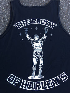 The Rocky of Harley's - ROCKY FXR tank top