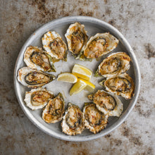 Load image into Gallery viewer, BBQ Oyster Box - 36 Count