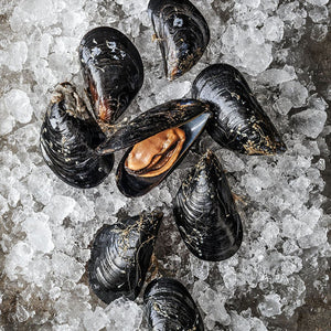 Mussels - by the pound