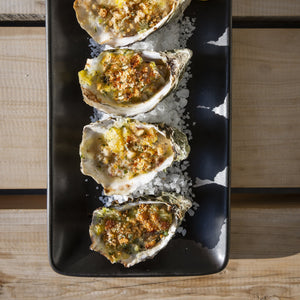Stuffing Baked Oyster Kit