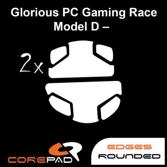Corepad Skatez - Glorious Model D-