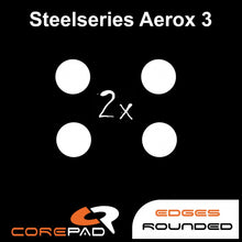 Corepad Skatez - Steelseries Aerox 3 Wired / Wireless
