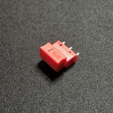 Kailh GM 4.0 Red 60M Micro Switch (2 pcs)