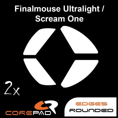 Corepad Skatez - Finalmouse Ultralight Pro / Phantom / Sunset / Scream One / Tournament Pro / Air58 Ninja