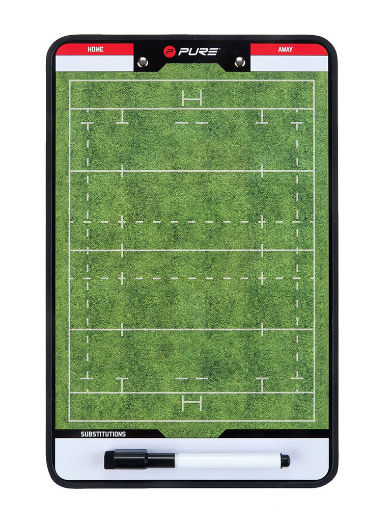 Pure Coach Board Rugby