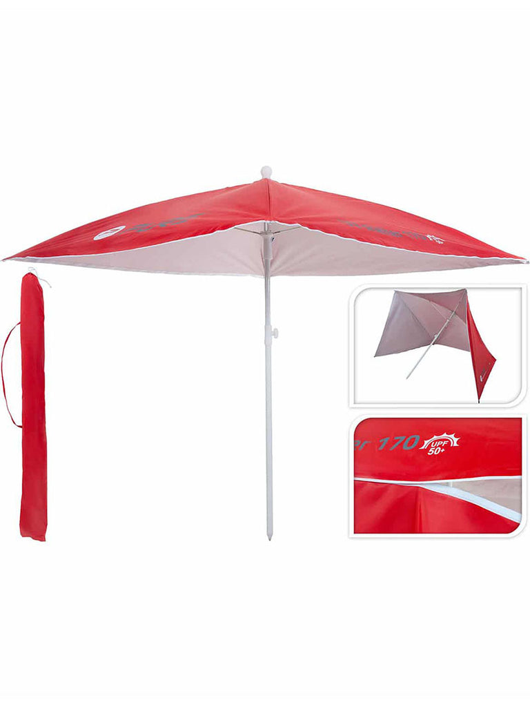 Pure UV Shelter red 170*170cm