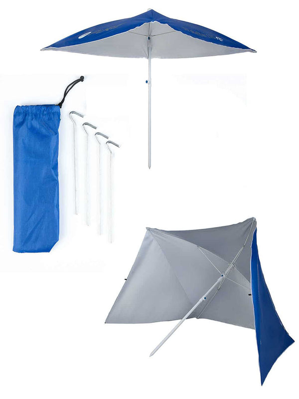 Pure UV Shelter dark blue 170*170cm