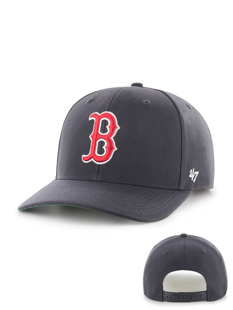 47 CASQUETTE MLB BOSTON RED SOX COLD ZONE MVP DP NAVY