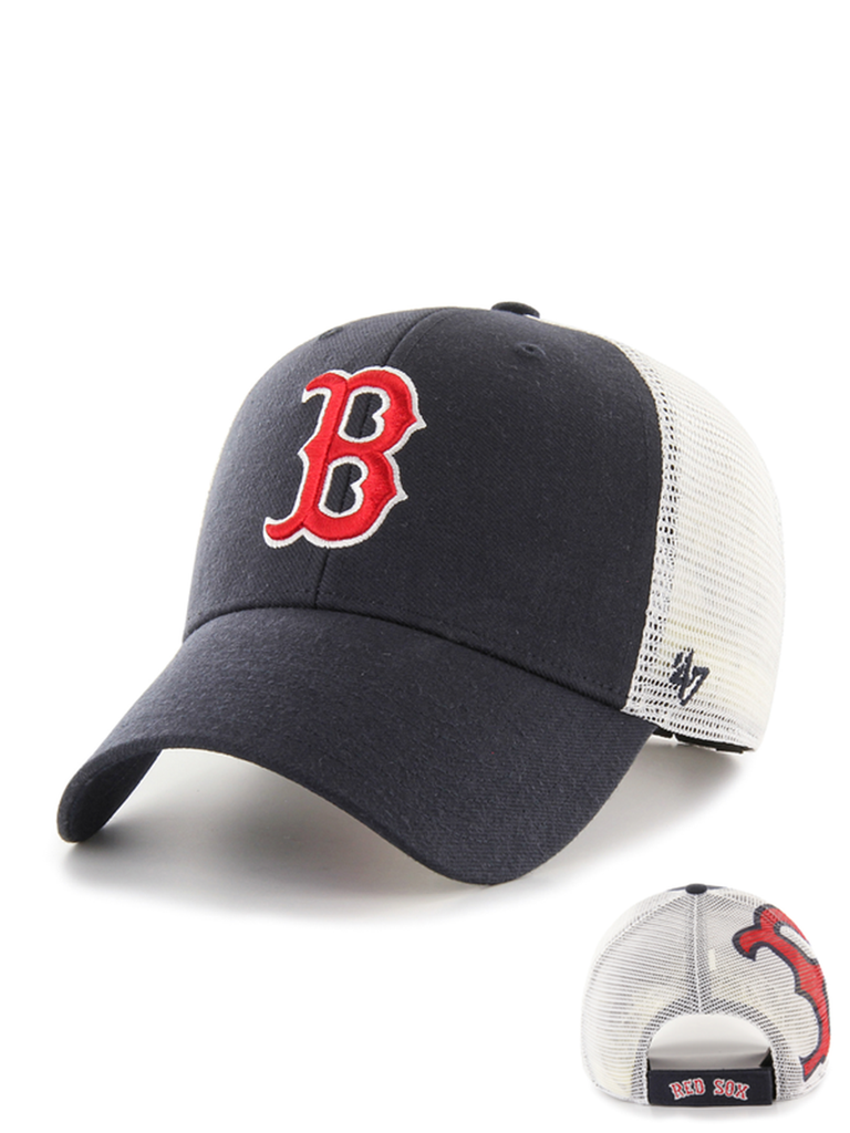 CASQUETTE MLB BOSTON RED SOX MALVERN MVP BLEU MARINE