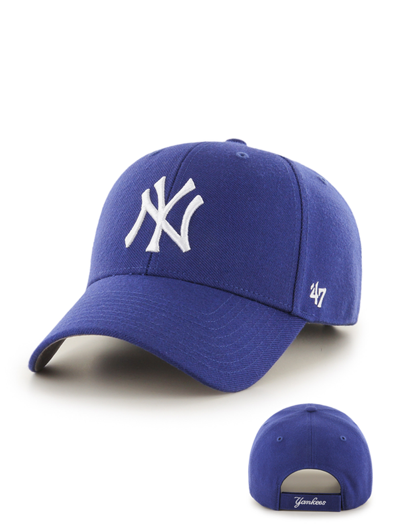 47 CASQUETTE MLB NEW YORK YANKEES MVP YOUTH BLEU ROI