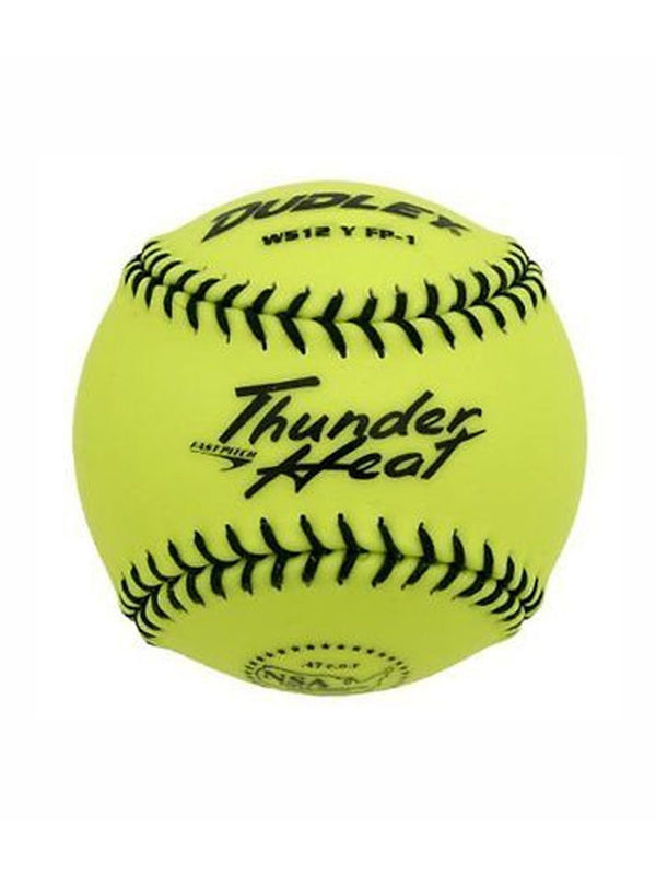 BALLE THUNDER HEAT SOFTBALL DE DUDLEY