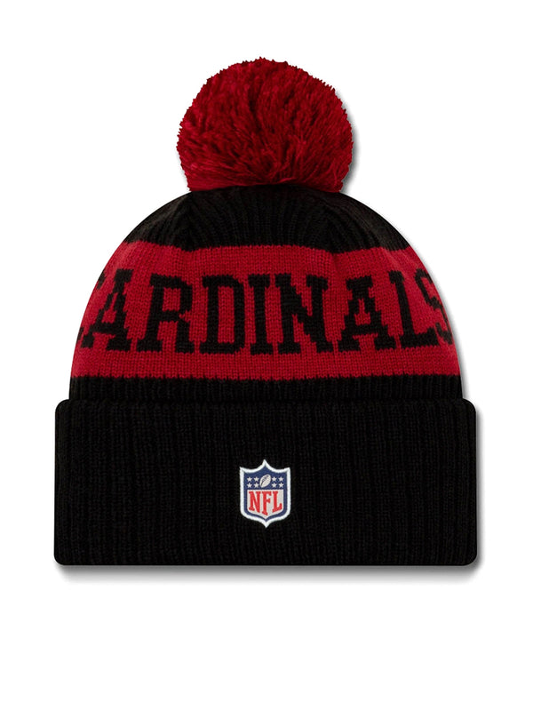 BONNET Arizona Cardinals - New Era 2020 Sideline Home