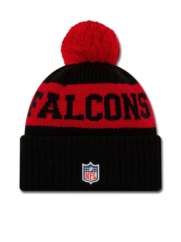 BONNET Atlanta Falcons - New Era 2020 Sideline Home