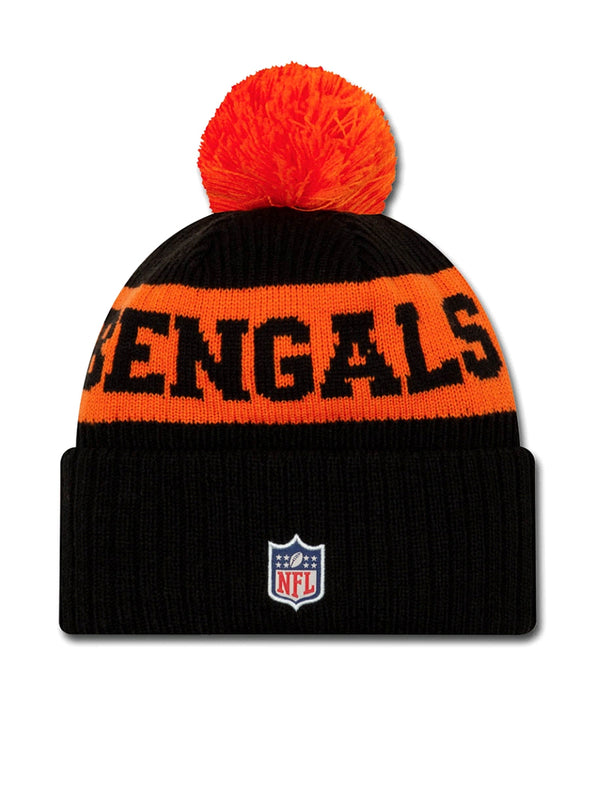 BONNET Cincinnati Bengals - New Era 2020 Sideline Home