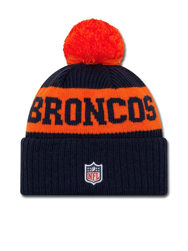 BONNET Denver Broncos - New Era 2020 Sideline Home