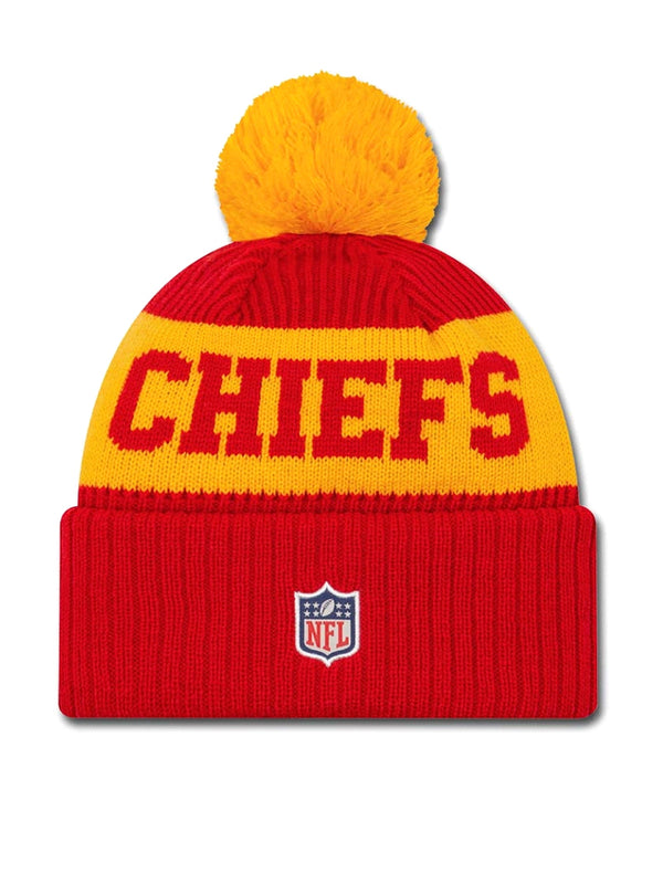 BONNET Kansas City Chiefs - New Era 2020 Sideline Home